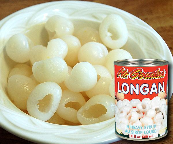 Longan - kompot
