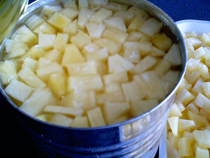 Ananasový kompot