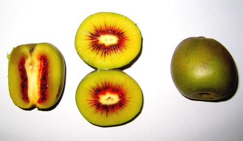 Kiwi z hongyangu - červené kiwi