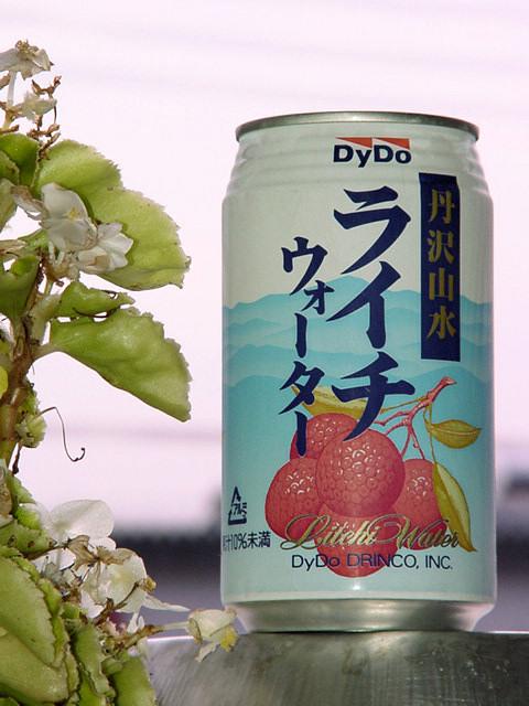 Japonský nápoj z liči