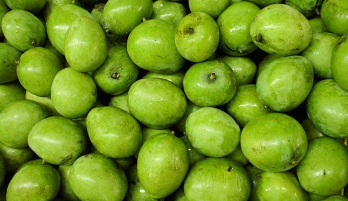 Zelené mango