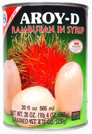 Rambutan - kompot